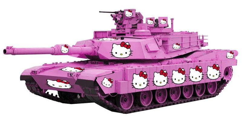 キティ戦車